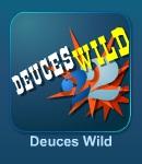 Играть Слот-автомат Deuces Wild (дикие двойки) онлайн бесплатно