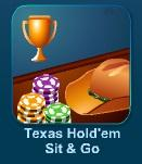 Играть Texas Holdem Poker (Sit & Go) онлайн бесплатно
