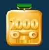 Рейтинг 1000 за 7 дней