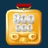 награда 50000 очек при рейтинге 300000 за 90 дней