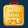 рейтинг 500 000 за 180 дней - награда в 100000 очков